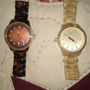 Jewelry - 2 Michael Kors watches